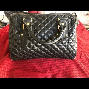 Steve Madden quilted leather bag